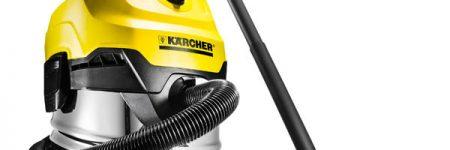 Пылесос Karcher WD 4 Premium