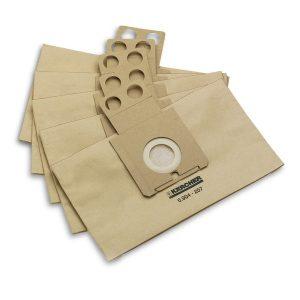 Фильтр-мешки для пылесоса RC 3000, RC 4000, 5 шт