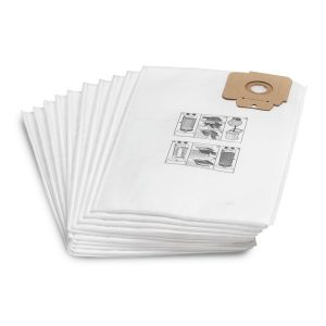 Фильтр-мешки из нетканого материала для CV 30/1, 38/x, 48/x, 10 шт