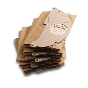 Фильтр-мешки для пылесосов A 20xx, WD 2, WD 2.200, 5 шт